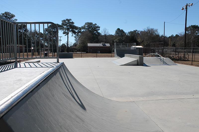 Foley Skate Park