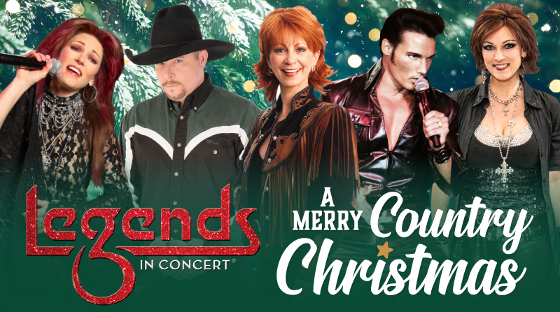 A Merry Country Christmas at OWA Theater