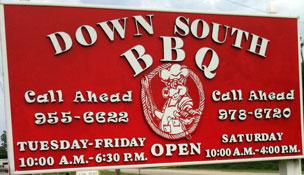 Down South BBQ