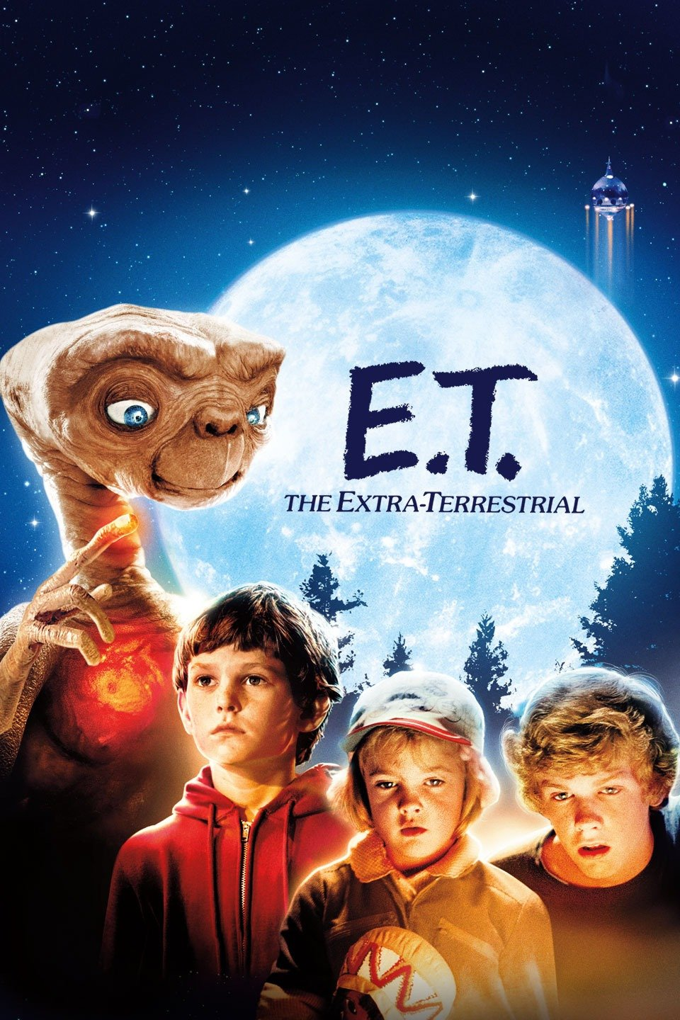Music &  A Movie: E.T. The Extra-Terrestrial