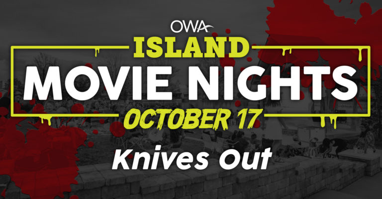 Island Movie Nights – Knives Out