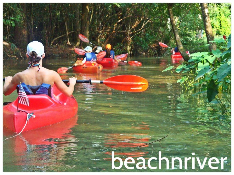 BeachnRiver Kayak Rentals