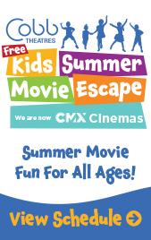 Kids Summer Movie Escape
