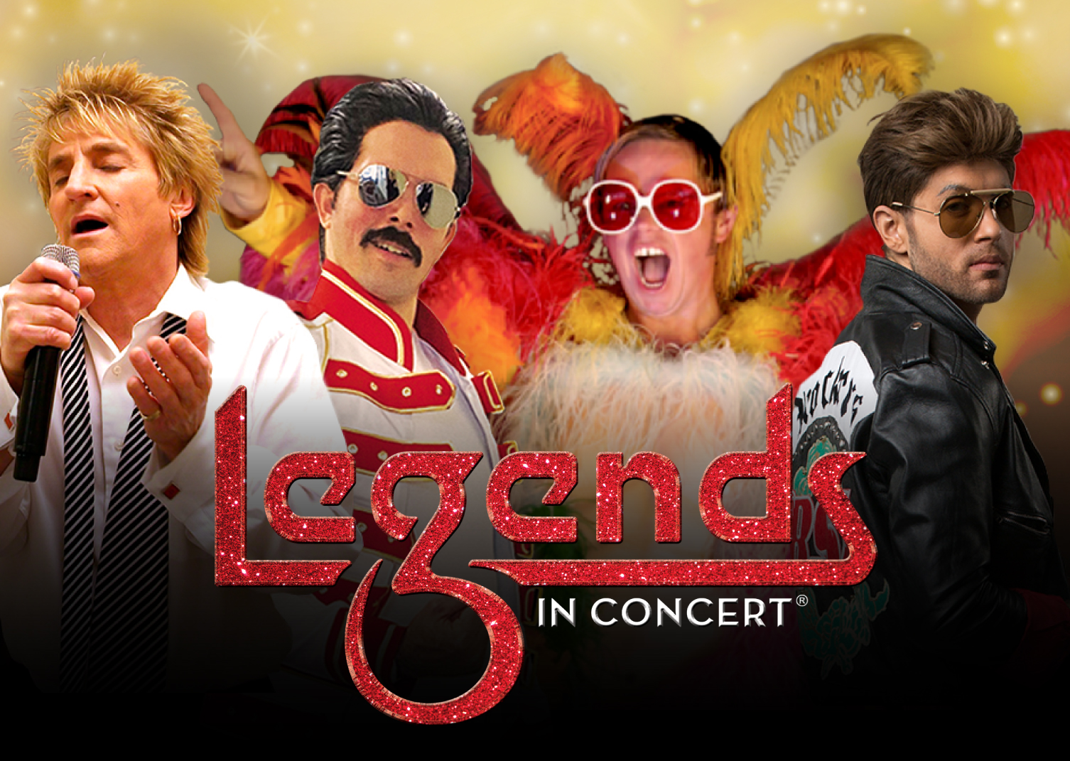 "Legends in Concert OWA – ""Direct From London"""