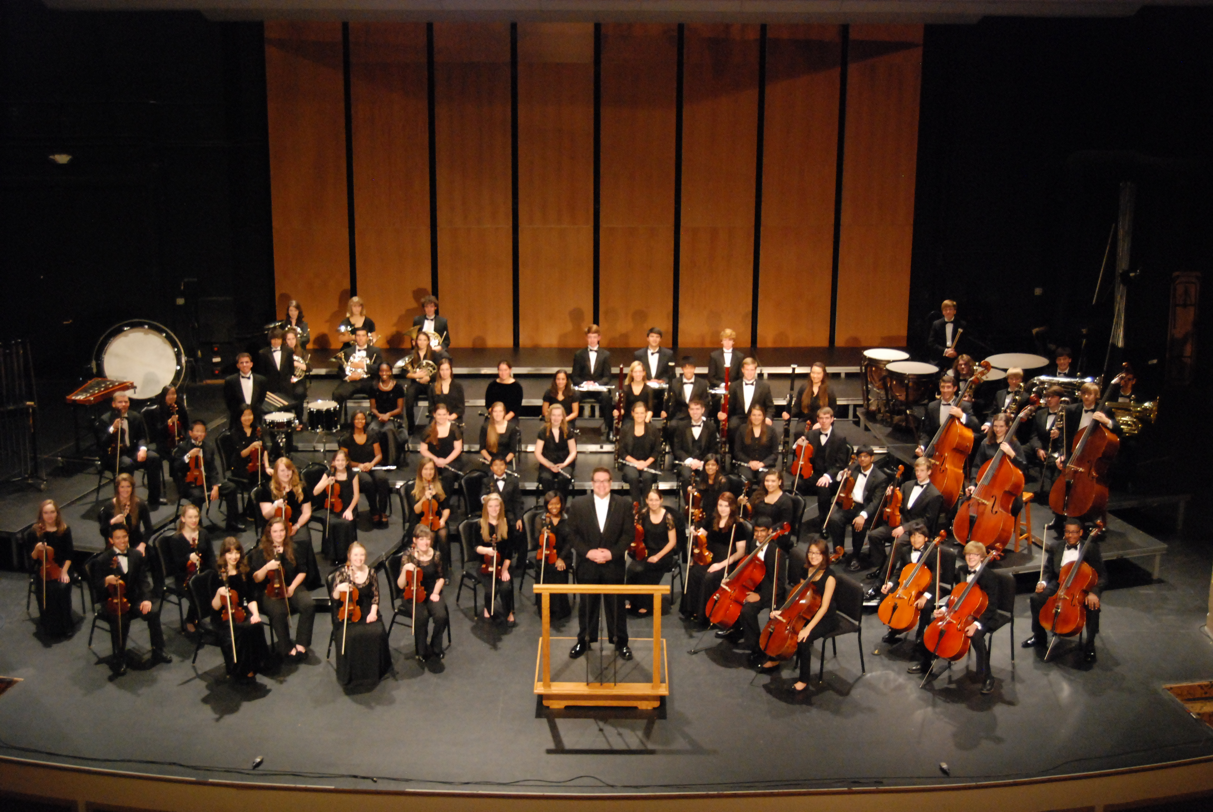Mobile Symphony Youth Orchestra – Holiday Concert