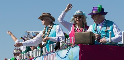 Mardi Gras Parades in Foley AL