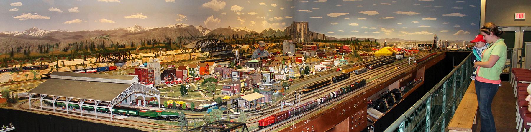 Foley, Alabama, Model Train, Museum, Railroad Museum, Model Trains