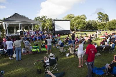 Foley, Alabama, Baldwin County, Music and a Movie, Music, Movie, entertainment
