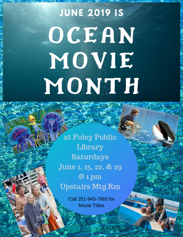 Ocean Movie Month
