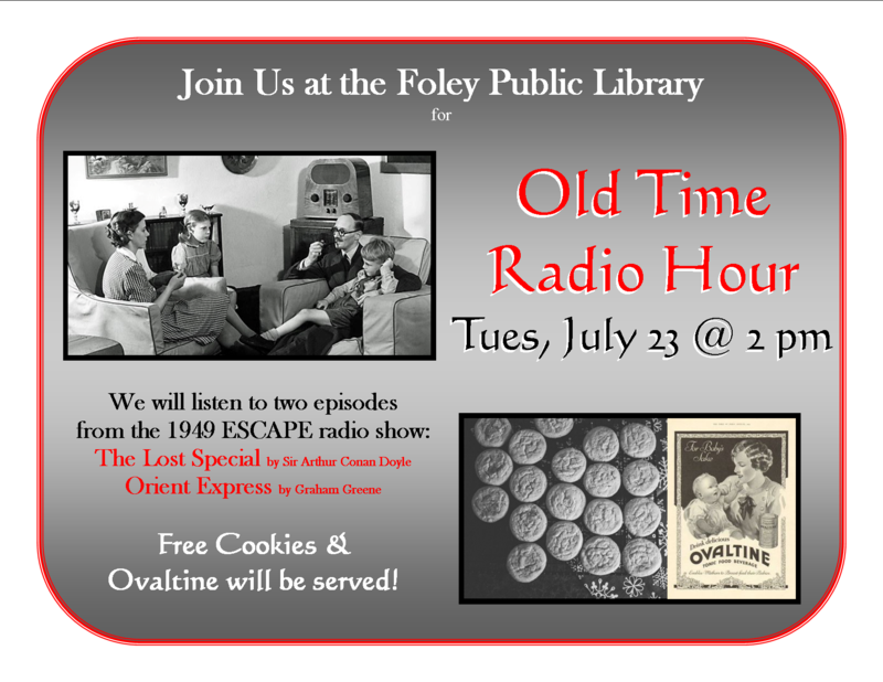 Old Time Radio Hour