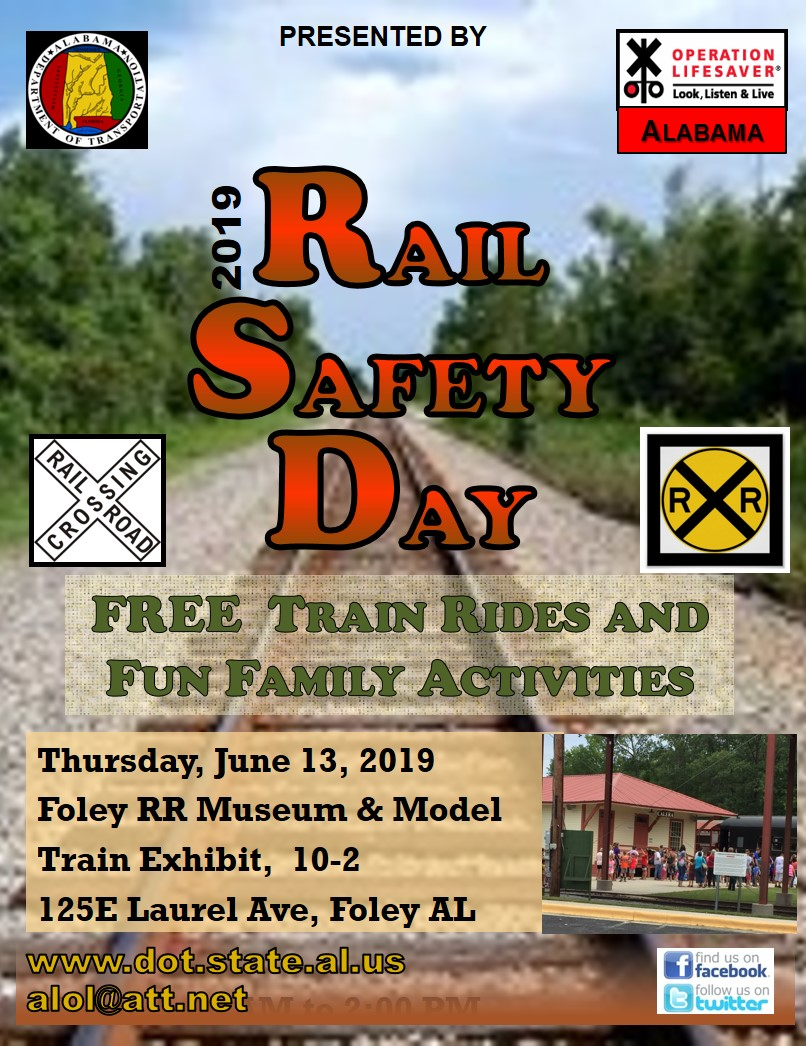 Rail Safety Day 2019