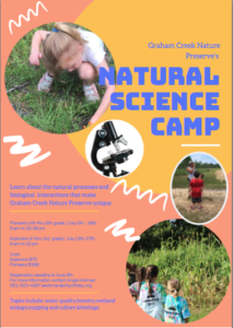 Explorer Day Camp – Science Camp