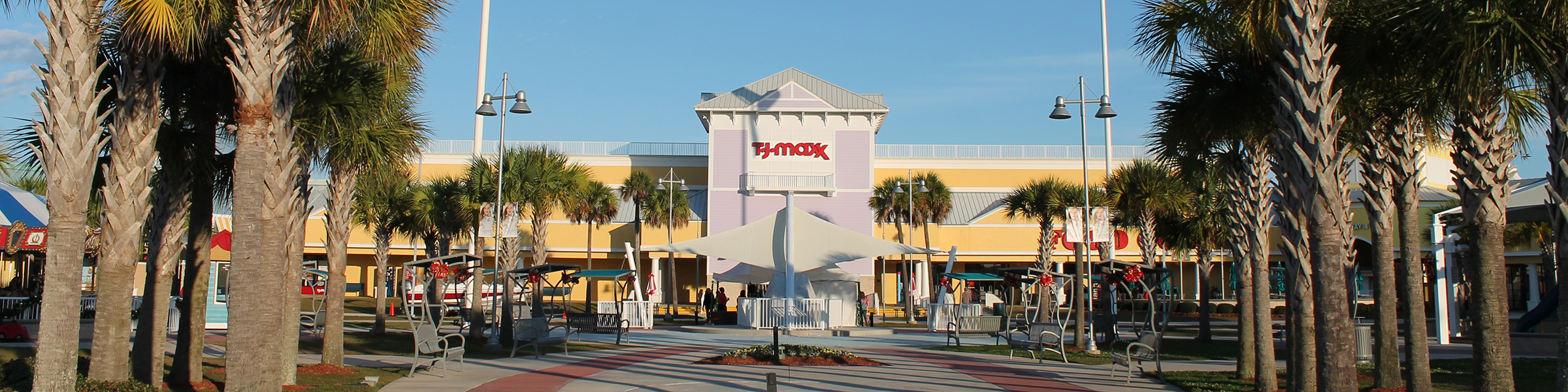 Tanger Outlets, Foley, Alabama, shopping, outlets, mall