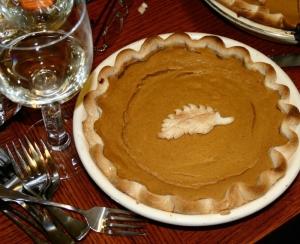 VF blog October pumpkin pie