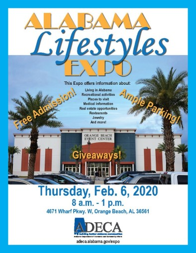 Alabama Lifestyles Expo 2020