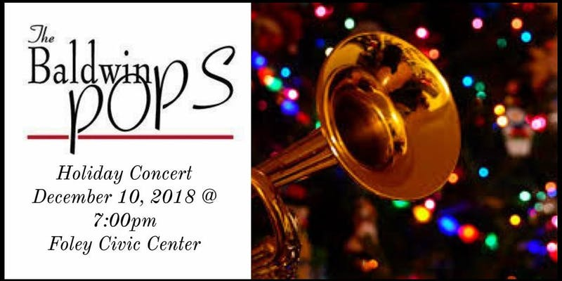 The Baldwin Pops: Holiday Concert
