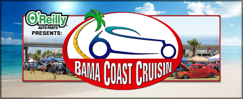 10th Annual Bama Coast Cruisin'