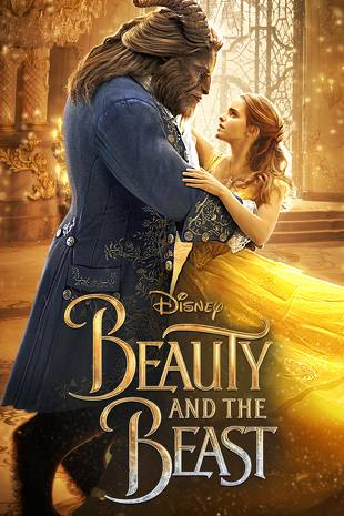 Foley's Movie in the Park – Beauty and the Beast