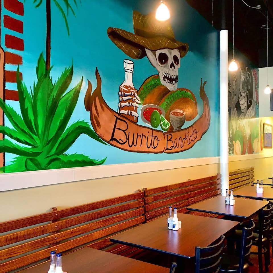 Burrito Bandido
