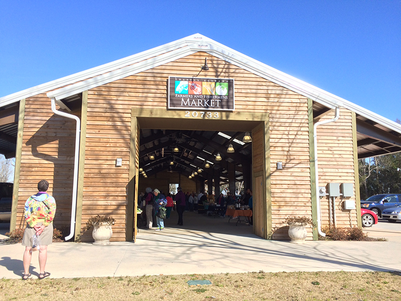 Coastal Alabama Farmers and Fishermens Market