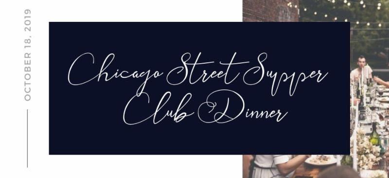 Chicago Street Supper Club