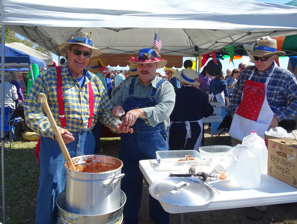 Chili for Charity 2019