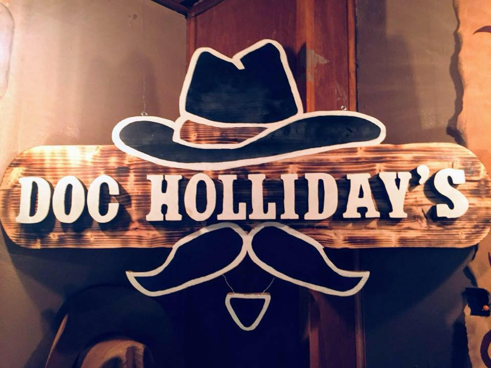 LEVELUP Returns to Doc Holiday's