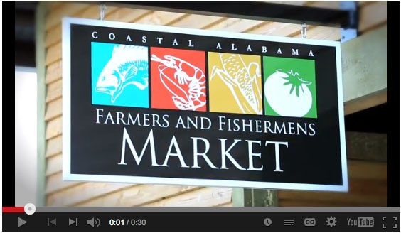 Coastal Alabama Farmers and Fishermans Market