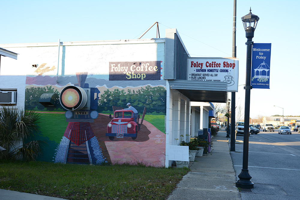 Foley Coffee Shop