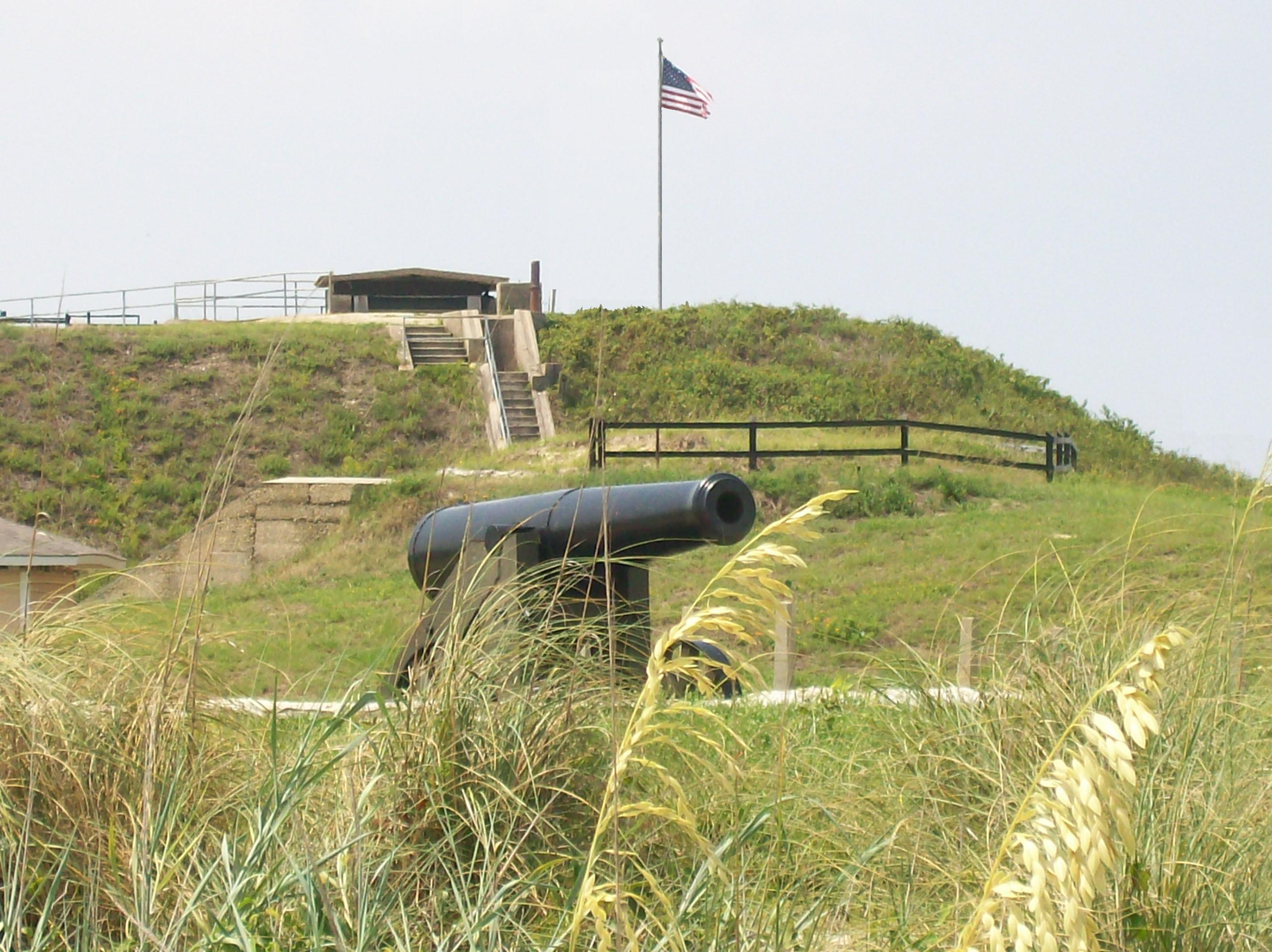 Fort Morgan Living History Evening Tours