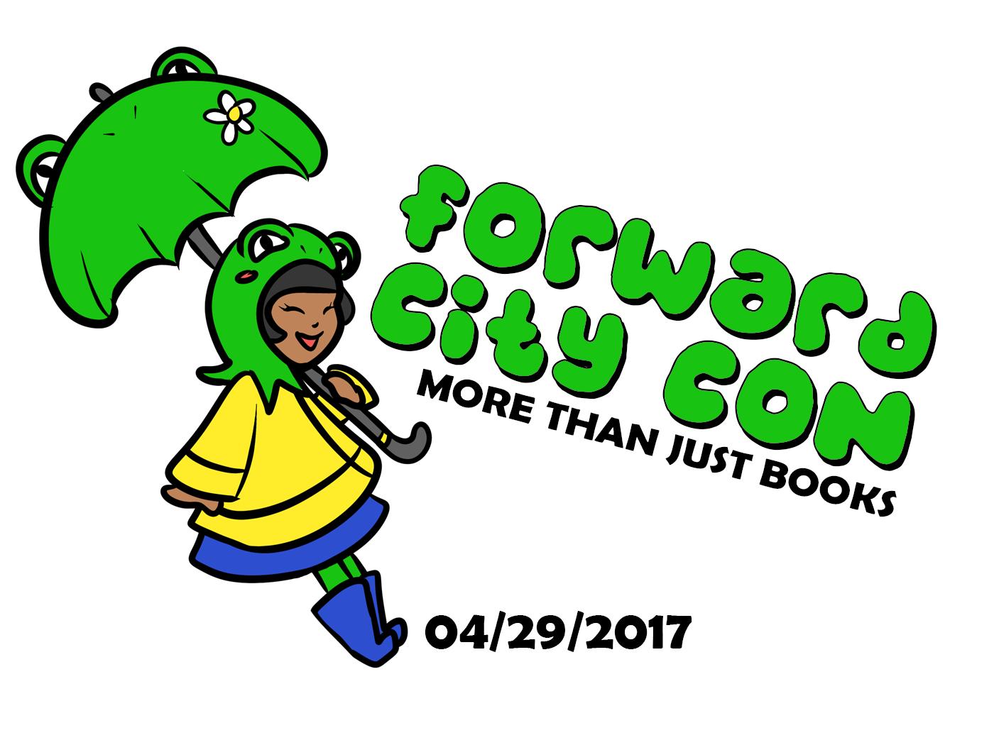 Forward City Con @ Foley Public Library!