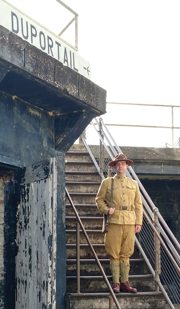 Fort Morgan's Role in WWI