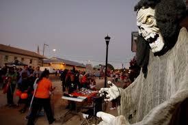Uptown Halloween