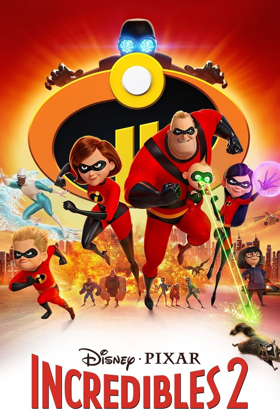 Music &  A Movie: The Incredibles 2