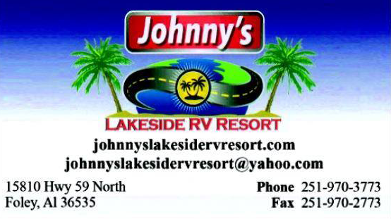 Johnny's Lakeside RV Resort