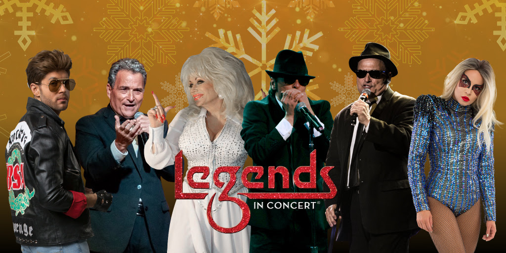 Legends in Concert Holiday Show