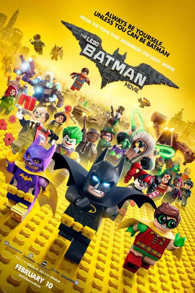 Music and a Movie: Lego Batman