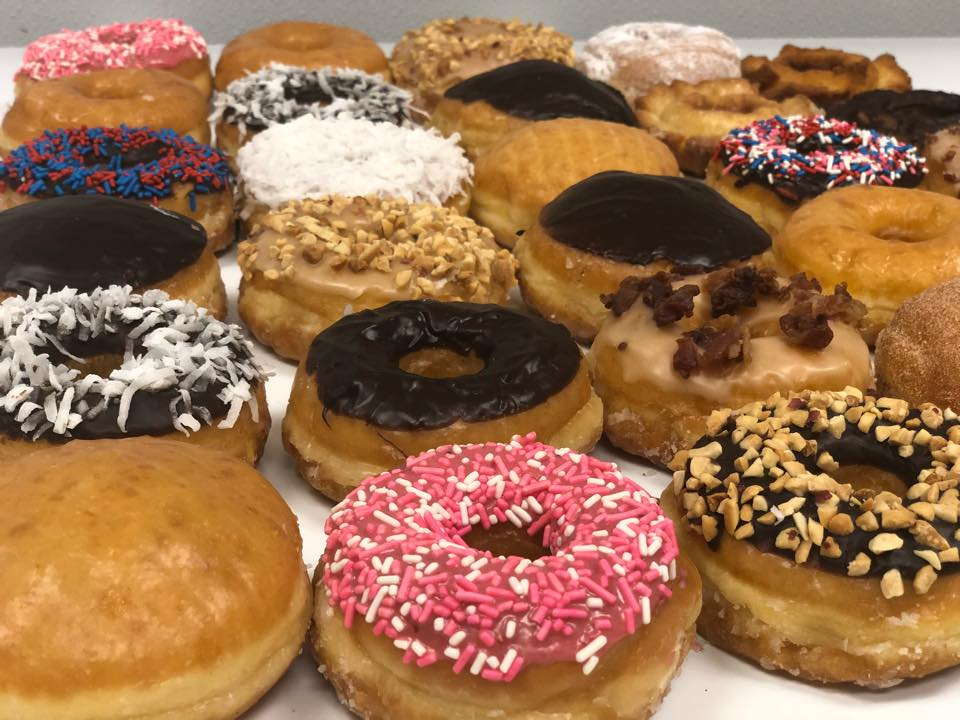 Lickin' Good Donuts
