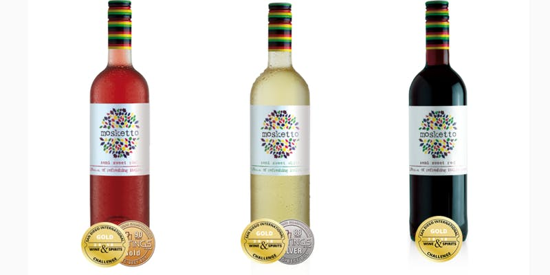 Mosketta Italian Sweet Wines Pop-Up Tasting