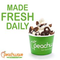 Peachwave Self Serve Yogurt