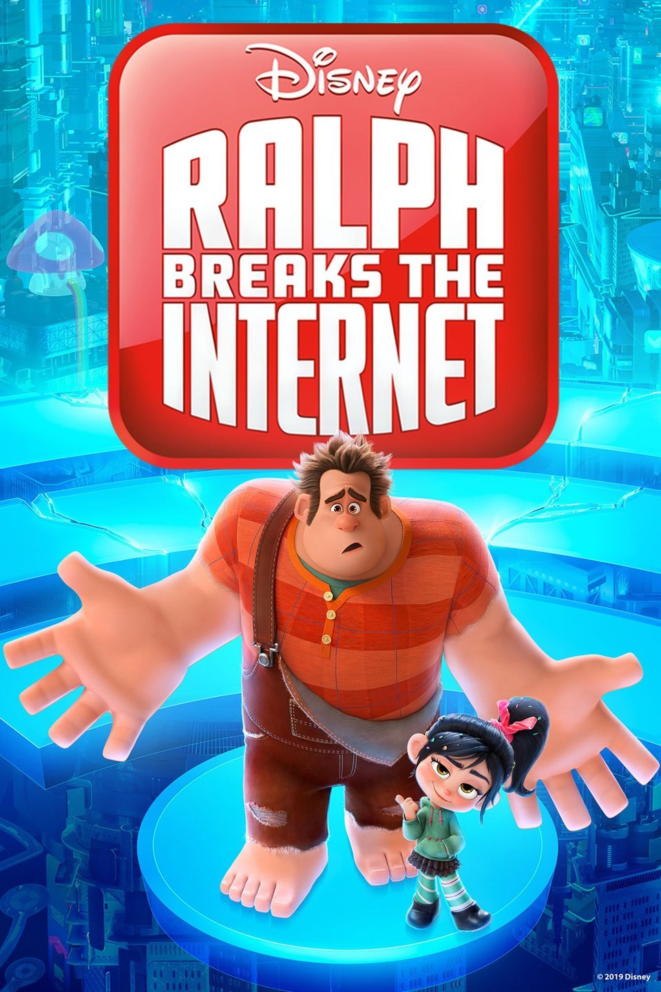 Music &  A Movie: Ralph Breaks the Internet