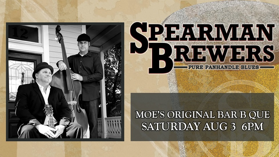 Spearman Brewers Live at Moe's Original BBQ