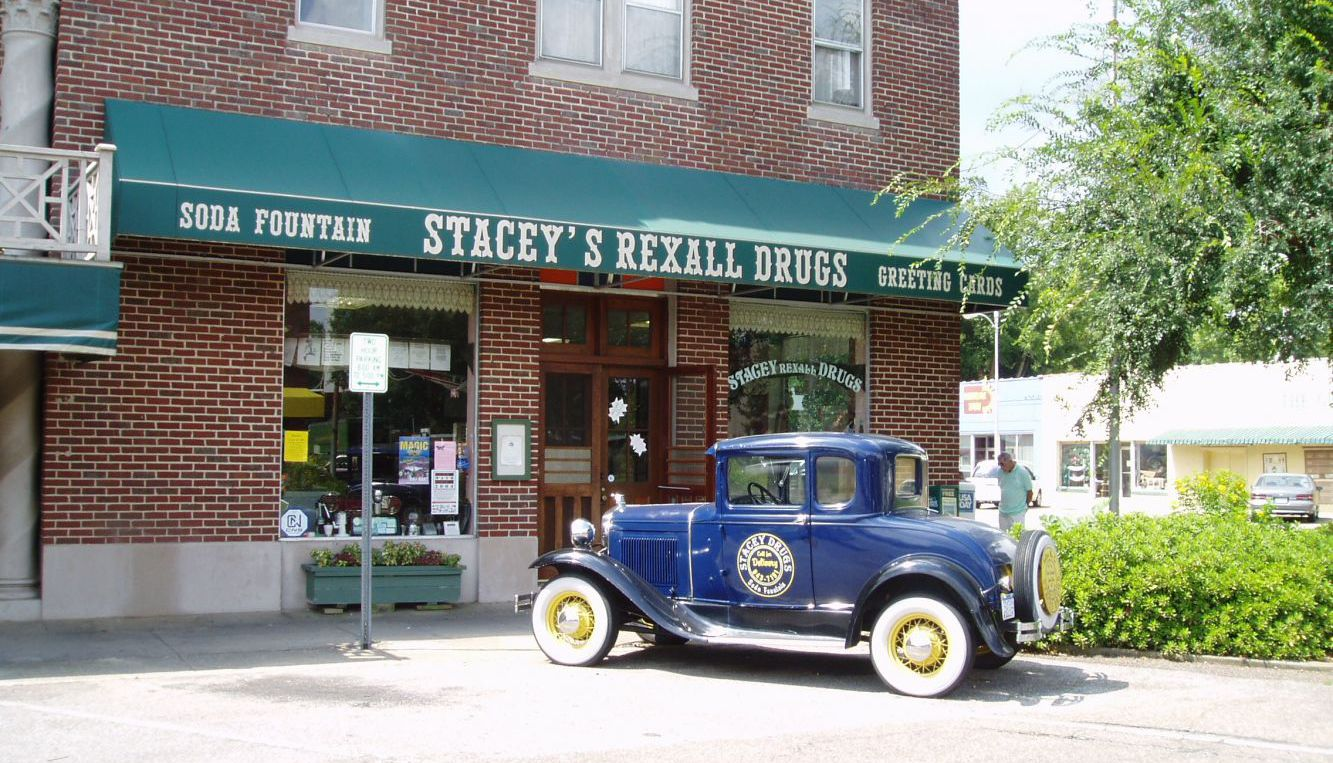Stacey's Rexall Drugs & Old Tyme Soda Fountain