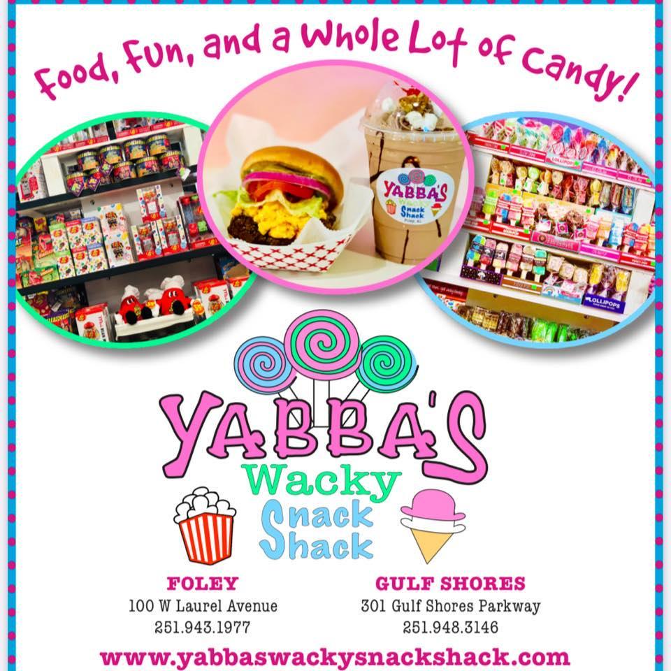 Yabba's Wacky Snack Shack